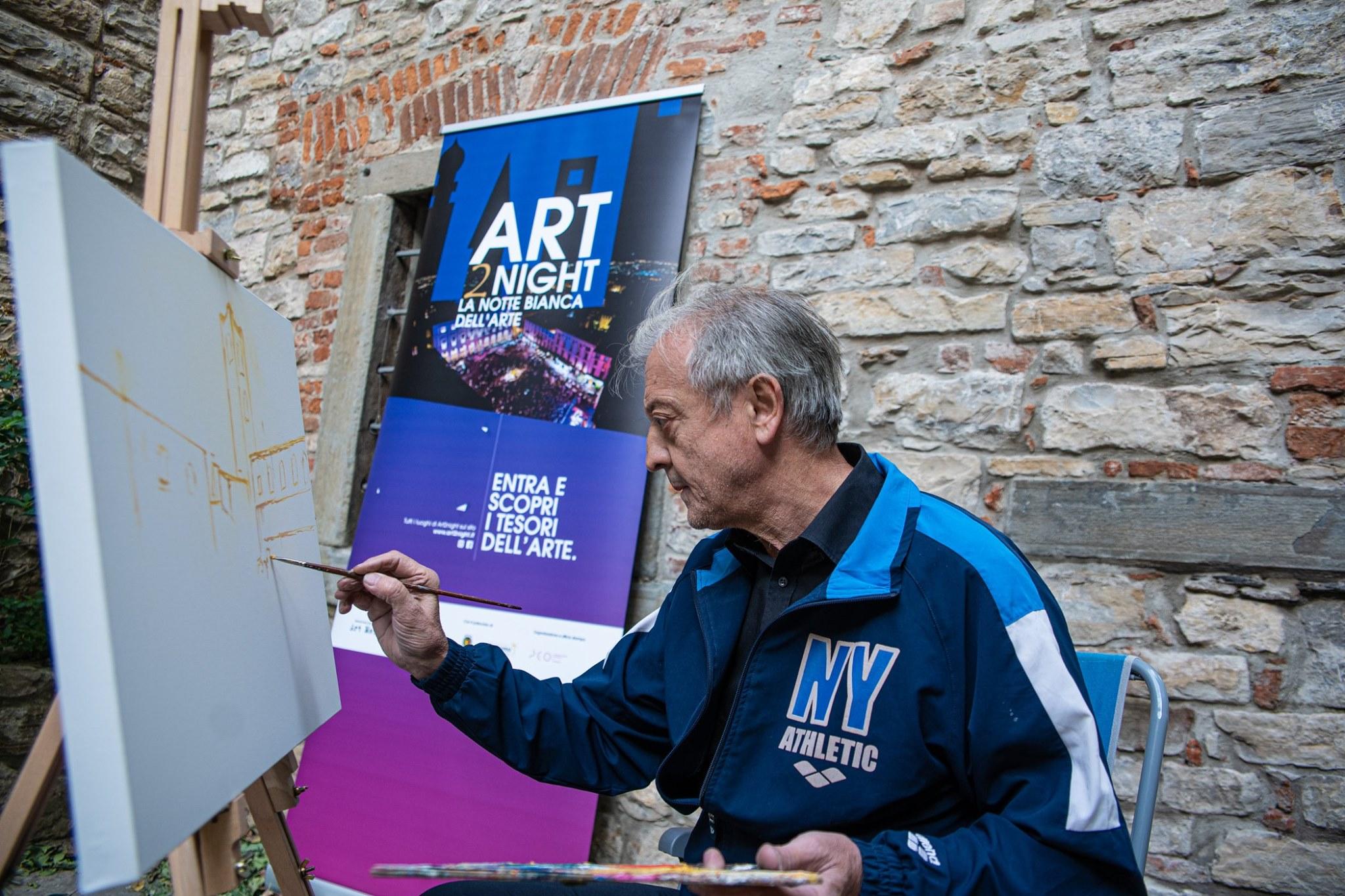 Art2night Corvino Leonardo